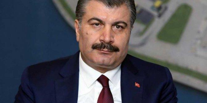 Bakan Fahrettin Koca'dan kısıtlama açıklaması