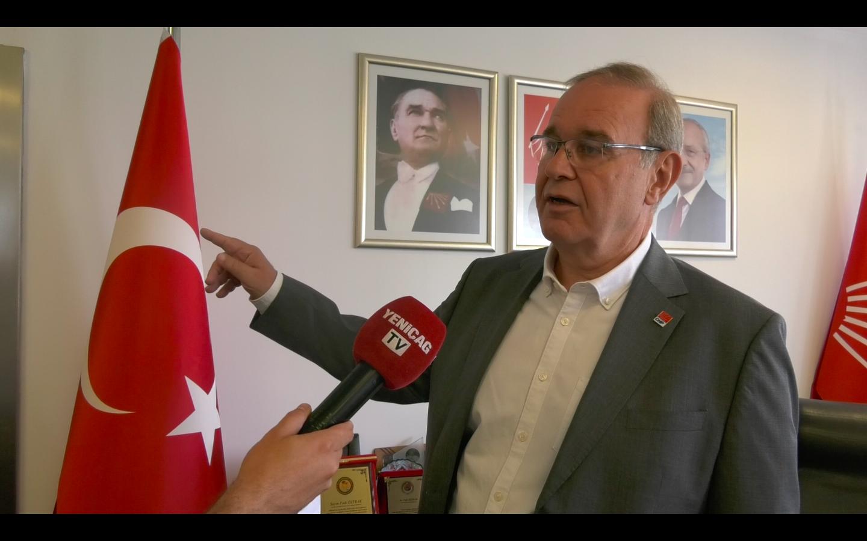 """CHP'li Faik Öztrak sert konuştu: 2018 yılından beri millete gün yüzü göstermedi"""""""
