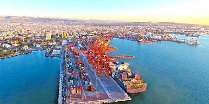 Mersin limanı  Lübnan'a tahsis edildi