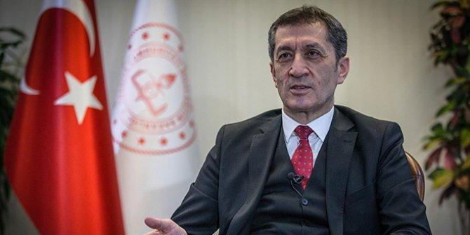 Milli Eğitim Bakanı Ziya Selçuk'tan ilkokul çocukları için önemli açıklama