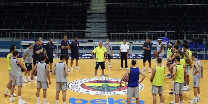 Fenerbahçe Beko, başantrenör Kokoskov yönetiminde ilk antrenmanını yaptı