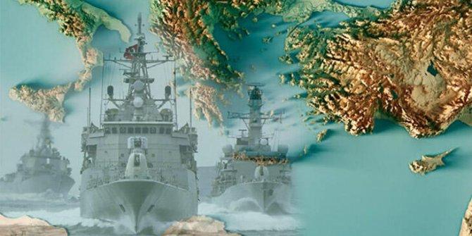 Türk savaş gemileri harekete geçti, Ege ısınıyor