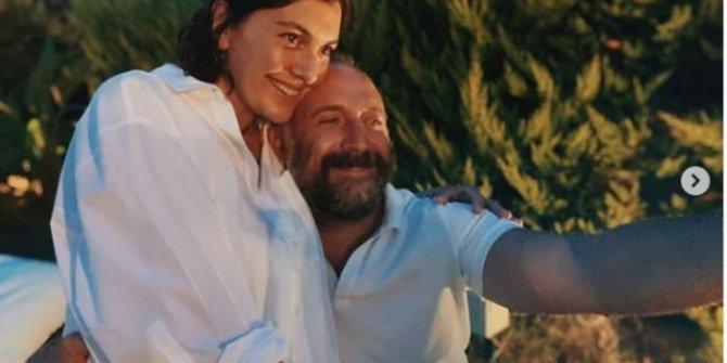 Bergüzar Korel ve Halit Ergenç 11 yılı devirdi: Yaşadığım her şey bin kez helal olsun sana!