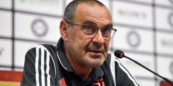 Juventus'ta Sarri'nin görevine son verildi