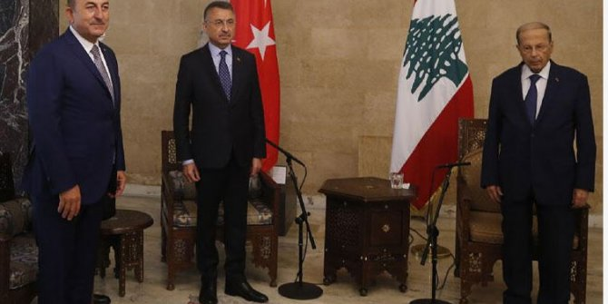 Dışişleri Bakanı Çavuşoğlu Lübnan'da ilan etti! Vatandaşlık verilecek