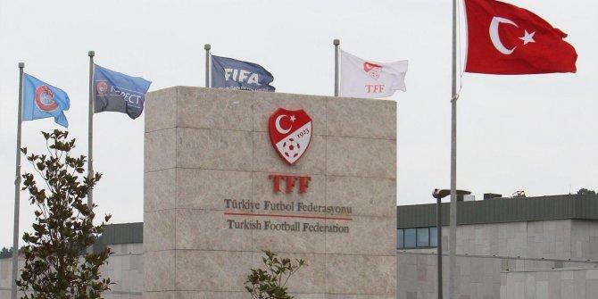 TFF'den Melih Şendil'e kınama