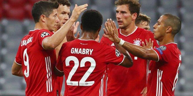 Bayern Münih, Şampiyonlar Ligi'nde çeyrek finalde!