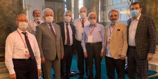 AKP'li bir vekil daha koronaya yakalandığını duyurdu