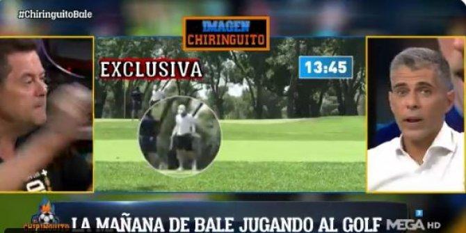 Real Madrid'in yıldızı tarihe geçti: Takımı devler liginden elenirken Bale topu deliğe soktu