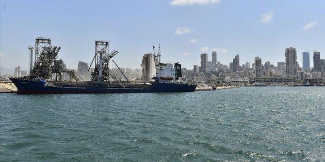 Beyrut Limanı'nda faaliyetler yeniden başladı
