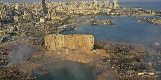 Beyrut Limanı'nda 'tünel' iddiasına yalanlama