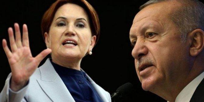 Cumhur İttifakı'na davet eden Cumhurbaşkanı Erdoğan ile Akşener arasında neler yaşanmış neler