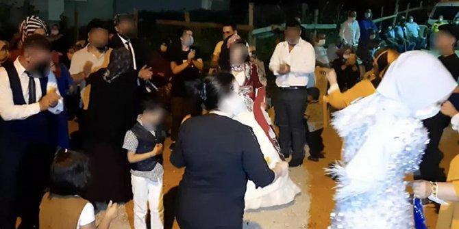 Gelinin annesi, 'Düğüne kimse gelmez' diye korona olduğunu sakladı… A be kaynana n'aptın bize? Bursa'da akılalmaz olay