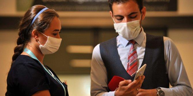 Korona virüsü yendi: Düğün görüntülerini izleyince hıçkırıklara boğuldu