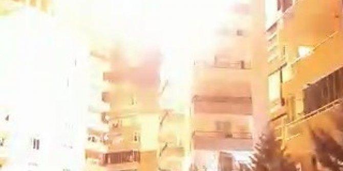 Diyarbakır'da mangal keyfi pahalıya mal oldu! Piknik tüpleri bomba gibi patladı