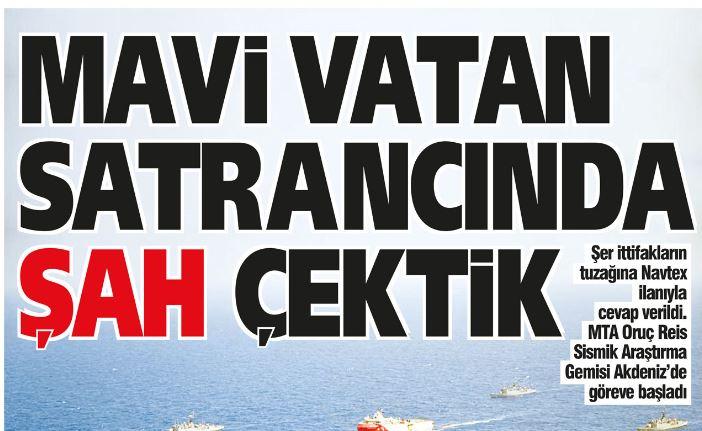 Yeniçağ gazetesi yine yaptı yapacağını: Attığı başlığı Türkiye konuşuyor