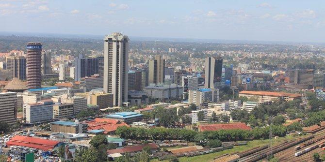 Her üç Kenyalıdan birinin aylık geliri 55 doların altında