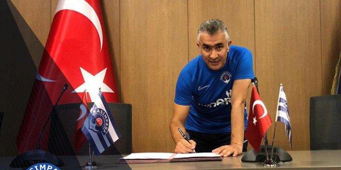 Kasımpaşa, yeni teknik direktörünü resmen açıkladı: Bir yıllık imza attı