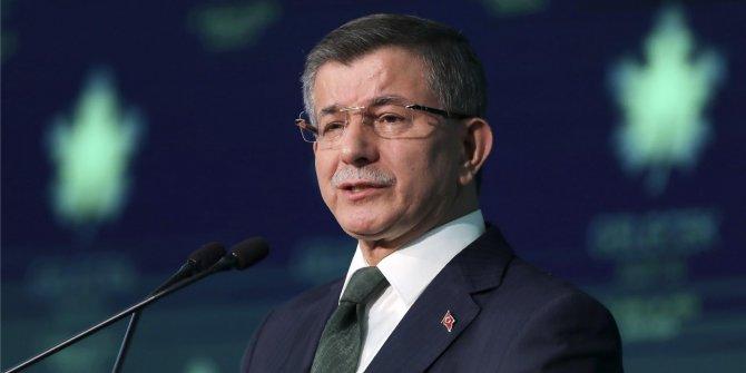 """Ahmet Davutoğlu hükümete sordu: """"Bu para 3 gün içinde nereye gitti?"""""""