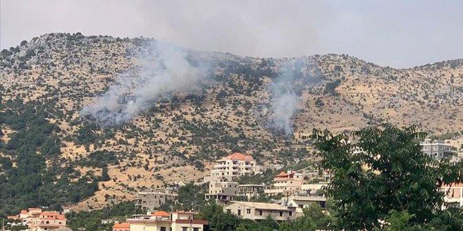 İsrail'den Lübnan'a fosfor bombası