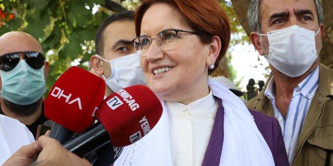 Meral Akşener'den Erdoğan'ın çağrısına yanıt