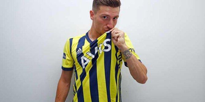 Fenerbahçe'den Mert Hakan Yandaş mesajı