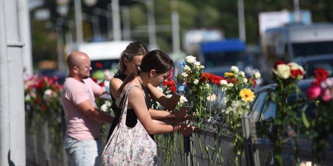 Belarus'ta protestolar sürüyor