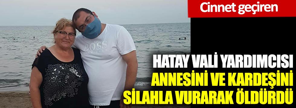 Vali Yardımcısı Tolga Polat annesini ve kardeşini öldürdü! Tolga Polat kimdir, neden öldürdü?