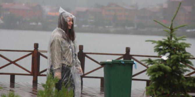 Meteoroloji'den 4 il için yağmur uyarısı
