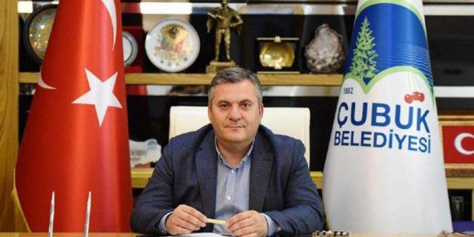 Çubuk Belediye Başkanı koronaya yakalandı
