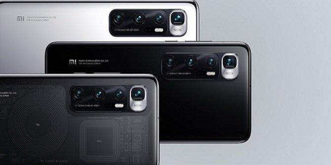 Xiaomi Mi 10 Ultra'nın özellikleri ve fiyatı belli oldu