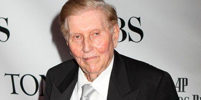 ABD'li ünlü medya patronu Sumner Redstone hayatını kaybetti