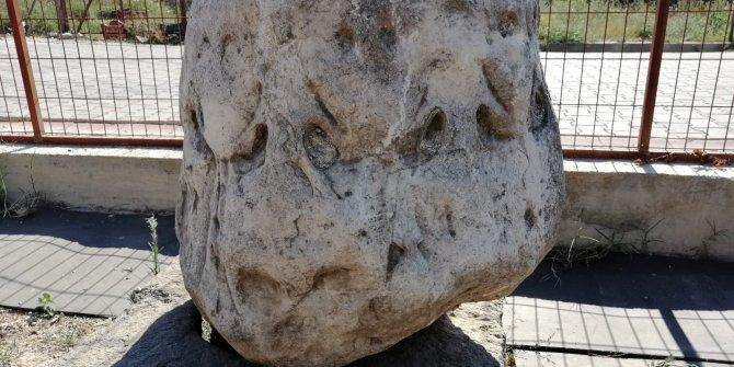Çanakkale'de tarihi eser operasyonu