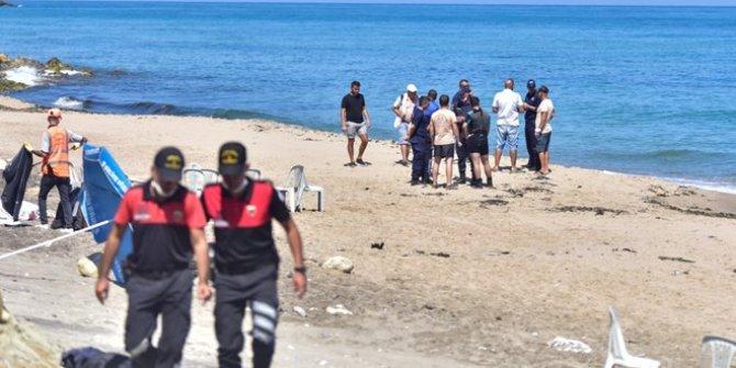 Şile'de denize giren iki kardeş boğuldu