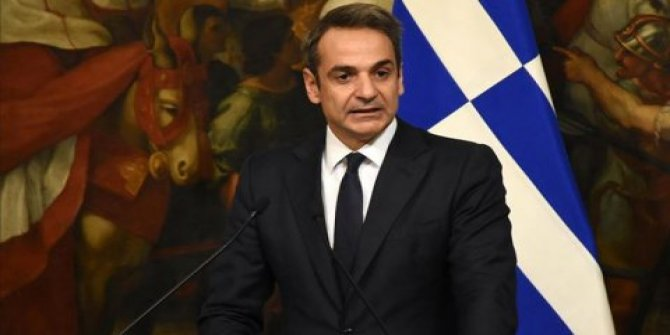 Miçotakis, 'acil koduyla' Yunan ulusuna seslendi