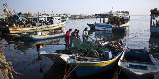 İsrail'den Gazzeli balıkçılar için flaş karar