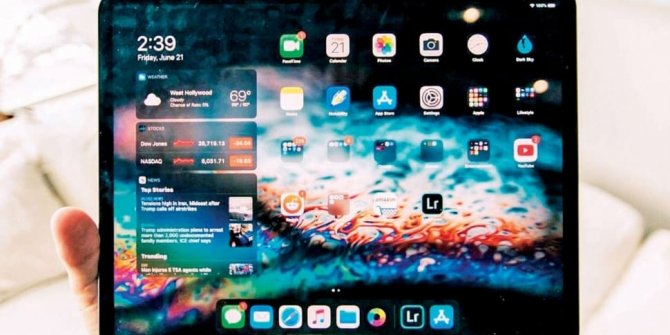 Apple'ın 2023 yılında katlanabilir ekranlı iPad'i piyasaya süreceği iddia edildi!