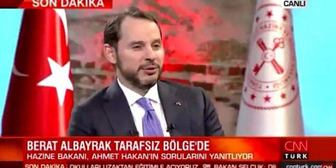 """Günün en yağcı haberi Hürriyet Gazetesi'nden geldi: """"Bakan Albayrak için destek yağdı"""" diye haber yaptılar"""