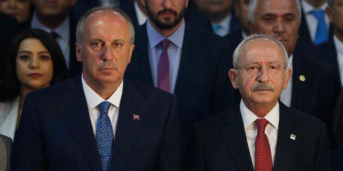 Muharrem İnce'nin konuşması bitti... Kılıçdaroğlu'ndan teşkilatlara bu talimat geldi