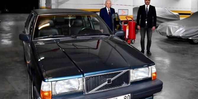 Devlet Bahçeli'nin BJK plakalı aracı hediye ettiği Serkan Toper kimdir?