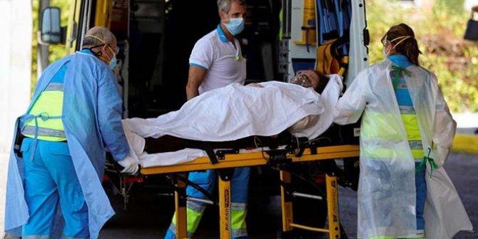 İspanya'da korona kabusu yeniden hortladı: Nefes alamayanlar hastaneye koştu