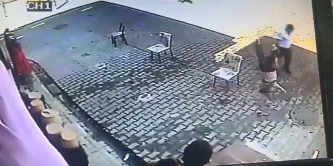 İstanbul'da feci olay! Kahreden görüntü güvenlik kamerasında