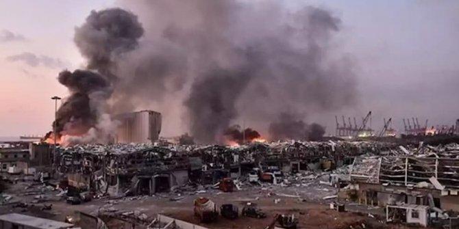 Beyrut'ta 15 günlük olağanüstü hal ilan edildi