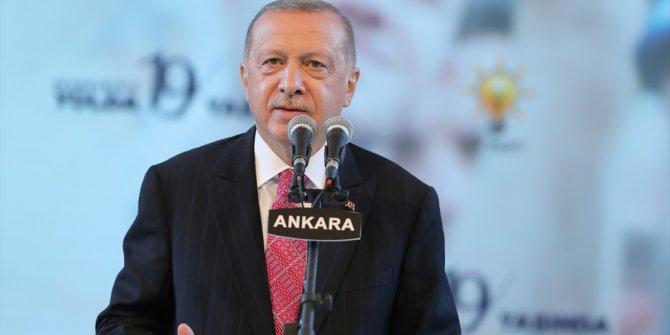 Cumhurbaşkanı Erdoğan'dan Oruç Reis açıklaması: Oruç Reis'imize saldırırsanız bunun bedelini ağır ödersiniz dedik