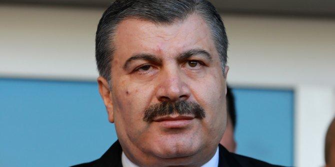 Sağlık Bakanı Fahrettin Koca açıkladı: Olan oldu sürekli yükseliyor