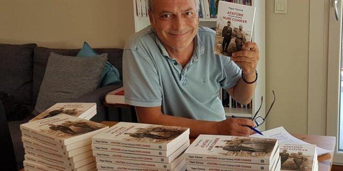 Gazeteci Yaşar Gürsoy'un Atatürk ve Can Yoldaşı Nuri Conker adlı kitabı çıktı