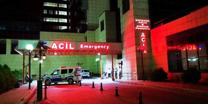 Malatya'da öfkeli koca dehşeti! Eşini tüfekle yaraladı