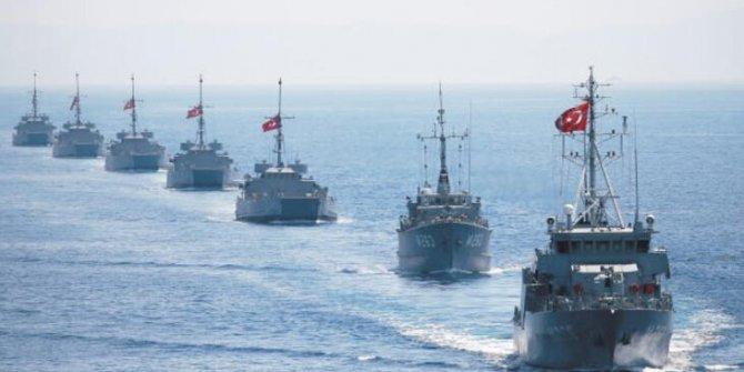 Pentagon'dan Doğu Akdeniz açıklaması!