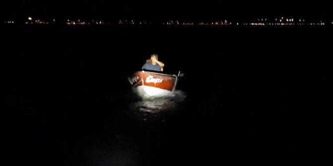 Balıkçıların imdadına jandarma yetişti