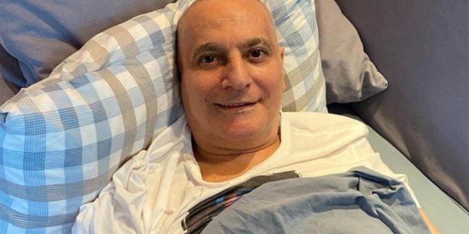 Mehmet Ali Erbil'in tedavisinde yeni gelişme: Kök hücre tedavisi görüyordu